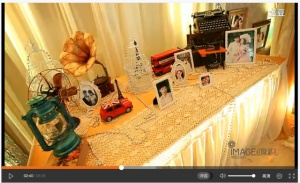 Chinese wedding theme